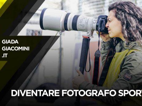 Diventare Fotografo sportivo