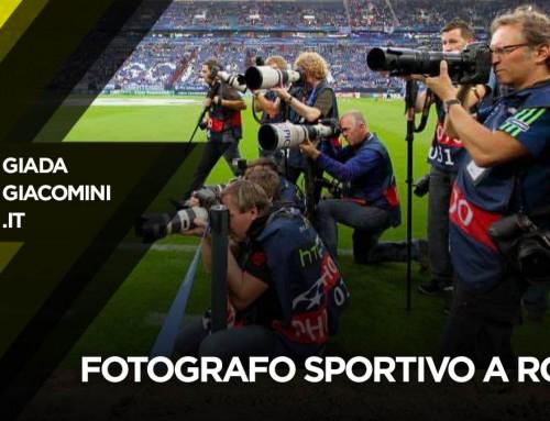 Fotografo Sportivo Roma: cosa devi sapere per iniziare!