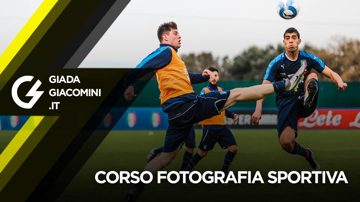 Corso fotografia sportiva