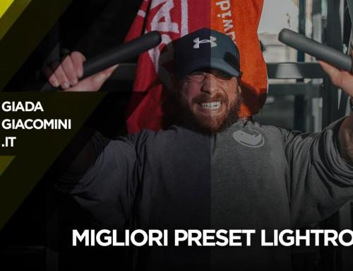 I migliori Preset Lightroom gratis: come installarli e scaricarli gratis!