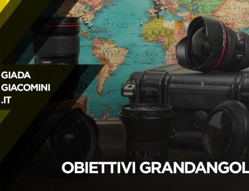 I 5 migliori obiettivi grandangolari per Canon