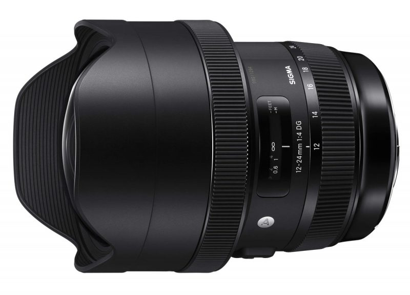 Sigma 12-24mm f / 4 DG HSM Art