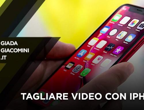 3 consigli veloci per tagliare video con iPhone