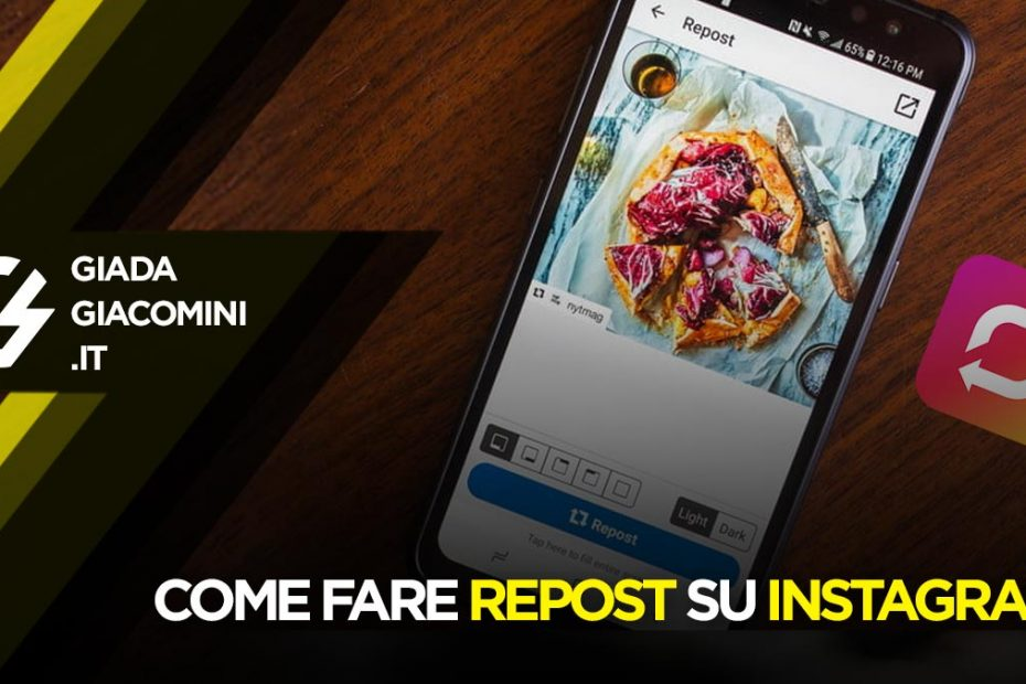 Come fare repost su Instagram in 3 step